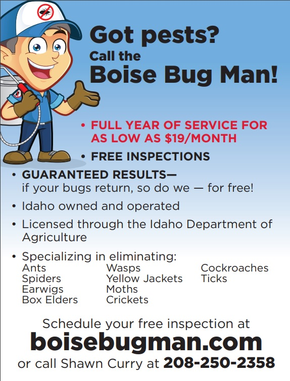 Boise Bug Man