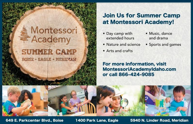 Montessori web ad